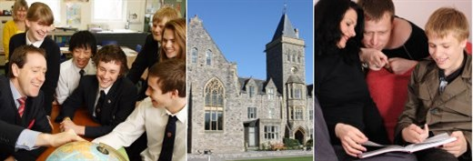 Private School with Host Family in England
